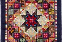 Log Cabin/Medallion Quilts