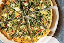 Paleo: omelettes, pizzas & quiches / I use these recipies as inspiration for my own cooking and substitute the non paleo friendly ingredients with paleo friendly ones.