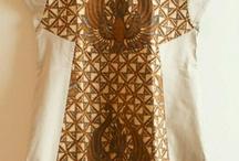 female batik