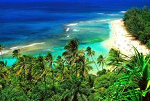 Hawaii / Amazing places in Hawaii