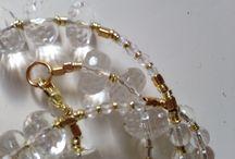 Collar / De cristales y cuarzo