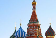 Travel: Russia / There's so much to discover about the wonder that is Russia, here's where you can find a collection of suggestions and travel tips to make the most of your Russian adventure