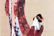 GCSE Japanese project - Hokusai