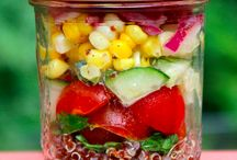 Salads / by Shannon Morin