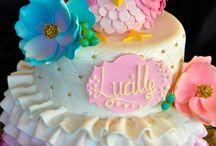 cakes / by Virginia Mestyanek