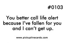 Pick up lines / by Casey Young