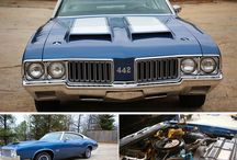 American Muscle Cars No:1 / American Muscle Cars (Dodge Challenger - Charger, Ford Mustang, Chevrolet Camaro - Impala - Chevelle, Plymouth,Oldsmobile,Mercury,Pontiac etc.) classics unique collection