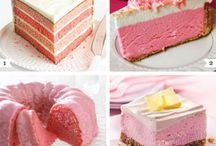 PINK FOOD / by Donna Henry-Taldo