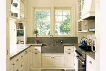 Kitchens  / Kitchens are the center of the home! The way to the heart is through the stomach!