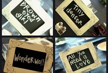 Wedding Ideas / Ok fine, maybe I do want to have one someday. / by Kathryn Gonsior