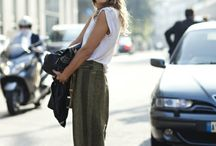 Outfits : Pantalons