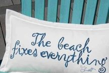 Beach Hut accessories - inspiration