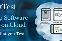 Testing Platform as a Services (TPaaS) / Testing Platform-as-a-Service enables organizations to develop high quality application and reduce time to market.