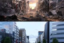 matte painting photoshop