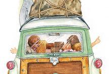Illustration - Susan Branch