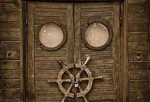 Doors and windows / by Barbara Whitmore