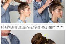 Hair! / by AshleyDawn PageCundiff