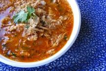 soups/stews/salads / by Tyra Skibington