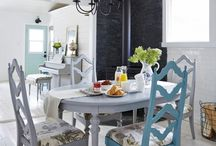 Dining Tables / by Kara Cook (Creations by Kara)