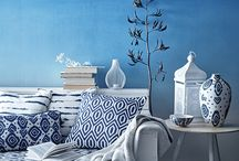 Interior Ideas - Blue / Interior ideas by other designers that we love and we think should be shared and seen by others.