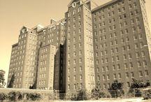 Abandoned Hospitals / Architectural Ruins