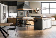 Cucine Arrex in muratura / Nelle cucine Arrex in muratura molto è realizzato a mano e tutto è facilmente  installabile, smontabile, riutilizzabile, rinnovabile,  senza rinunciare alla bellezza dei dettagli...