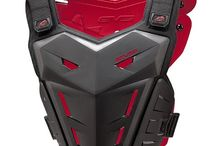 Combined Chest & Back Protectors