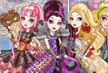 My Ever after High!!! / My Ever after high!!!