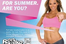 Summer Food & Exercise / Fitness & Gyms Vancouver