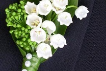 Floristry Wedding Boutonniere - Häät rintakukka