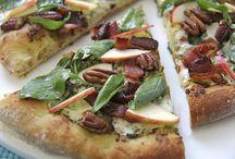 Pizza & Flat Bread / by Imane Daher