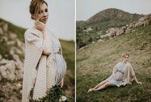 Maternity photoshooting