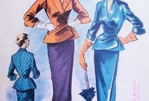 A vintage pattern favs