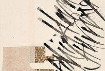 m a i l - art/ calligrafie /stamps/tomtom