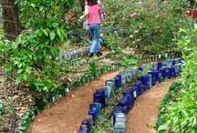 Outside & Gardening it up!