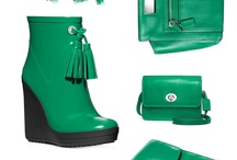 Green with Envy / by Sherry-Jane Thompson