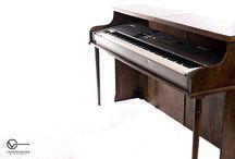 Pianostativ