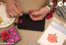 Card Making - Elizabeth Craft