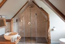 Bespoke frameless shower screens