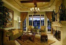 C-Living Room / by Kimberly Barnett