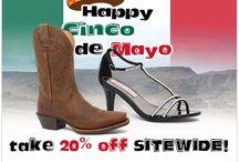 Holiday Specials / Cinco de Mayo and More!