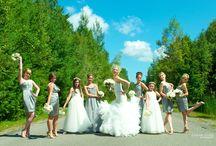 Wedding Parties / Wedding Parties
