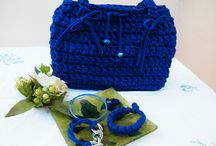 Made By Me...Crochet Bags