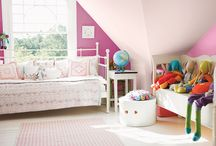 Lively Décor / Create a lively color scheme in your home that's imbued with a sense of newness and vibrancy