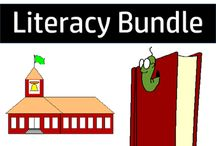 First Grade Literacy Centers for the Year / First Grade Literacy Centers for the Year. This ALL YEAR Literacy Bundle is PERFECT for first graders. The activities in this bundle are designed to meet common core standards for 1st grade. This 273 page bundle is full of literacy activities to incorporate into your daily classroom activities. These six units are sure to help you get your year started off right!