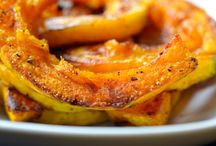 Recipes: Side Dishes- Winter Squash / by Alli Johnson