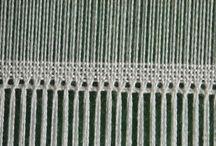 Țesut  și Cusături / Weaving and Stiches
