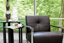BLIMS Leather Gallery / See stylish furniture designs with lasting elegance in the BLIMS Leather Gallery.