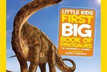 Book List: Dinosaurs / Book list | reading list | Homeschool | Classroom library | Dinosaur books | unit study