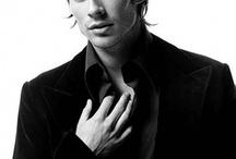 ♥♥ DAMON - Ian Somerhalder